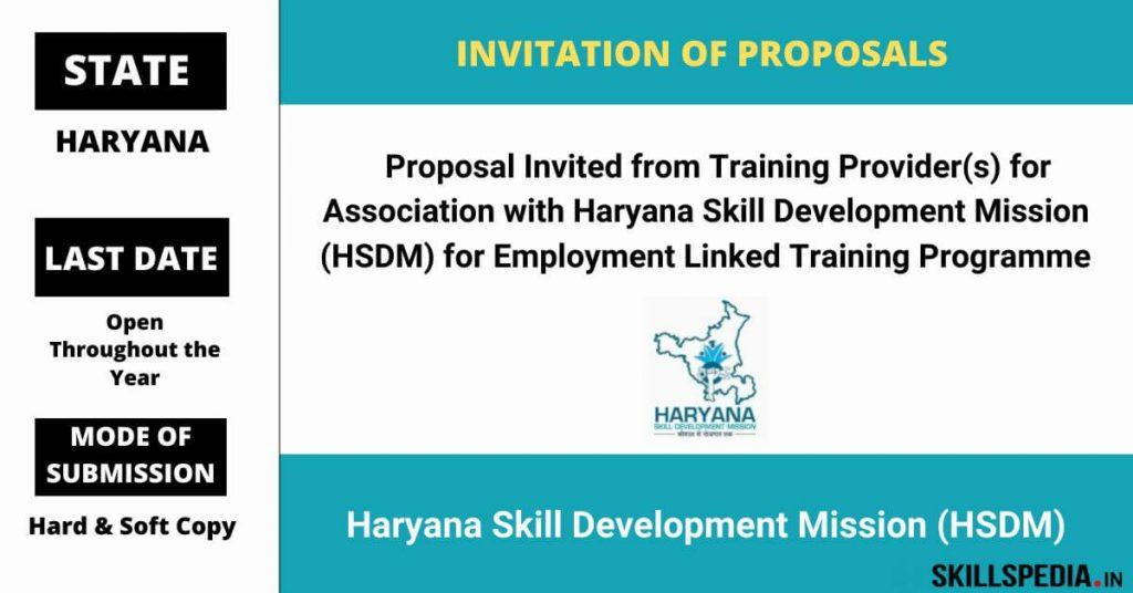SKILLSPEDIA-Proposal-HSDM-HARYANA-05-2021