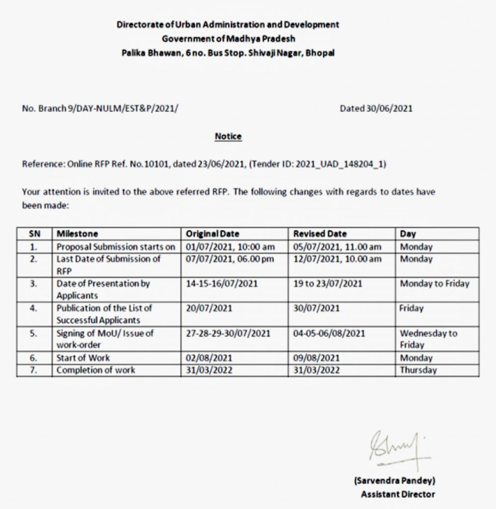 MP-NULM-Notice-Date-Extension